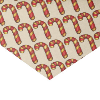 Peppermint Christmas Cookie Candy Cane Baking Xmas Tissue Paper