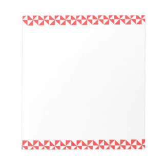 Peppermint notepad