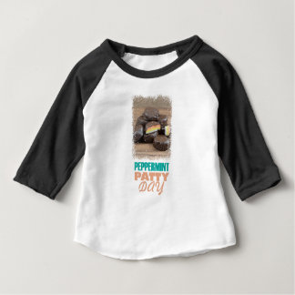 Peppermint Patty Day - Appreciation Day Baby T-Shirt