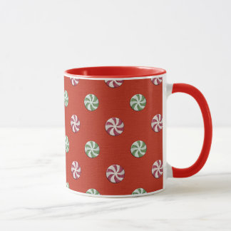 Peppermint Twist Candies Mug