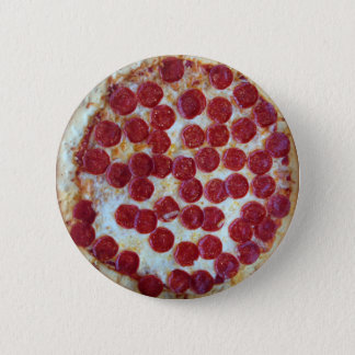 Pepperoni Pizza 2 Inch Round Button