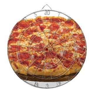 Pepperoni Pizza Dartboard