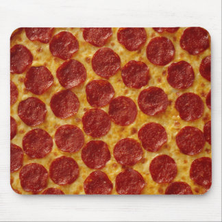 Pepperoni Pizza Mouse Pad