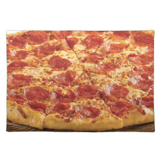 Pepperoni Pizza Placemat