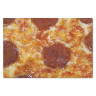 Pepperoni Pizza Tissue Paper