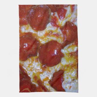 Pepperoni Pizza Towels