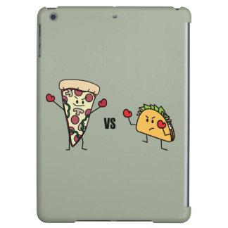 Pepperoni Pizza VS Taco: Mexican versus Italian Case For iPad Air