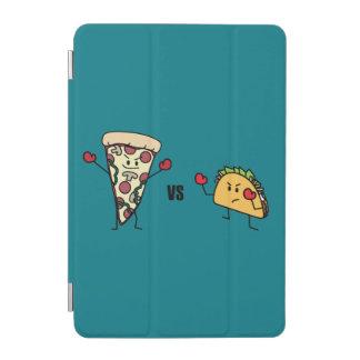 Pepperoni Pizza VS Taco: Mexican versus Italian iPad Mini Cover