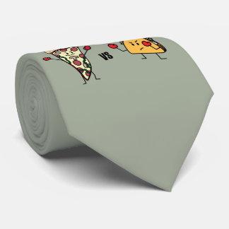 Pepperoni Pizza VS Taco: Mexican versus Italian Tie