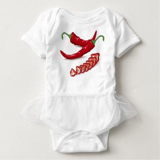 Peppers Baby Bodysuit