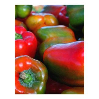 Peppers I Letterhead