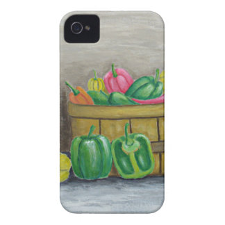 peppers iPhone 4 case