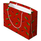 Peppers Large Gift Bag