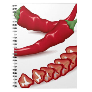 Peppers Notebook