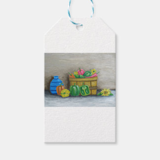 peppers pack of gift tags