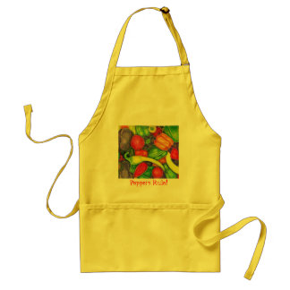 Peppers Rule! Standard Apron