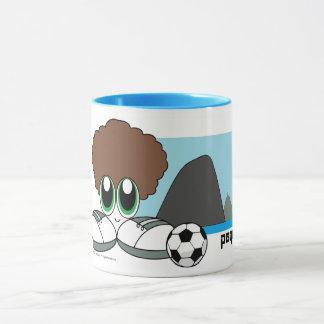 PEQE Brazil Mug