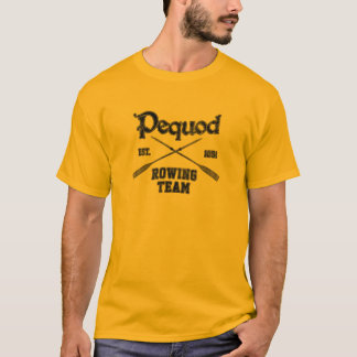 Pequod Rowing Team T-Shirt