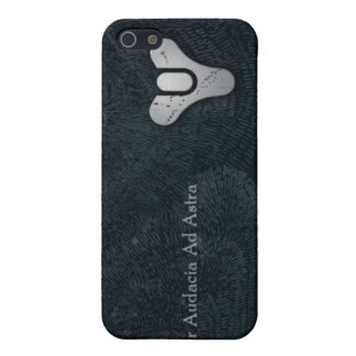 Per Audacia Ad Astra Cover For iPhone 5/5S