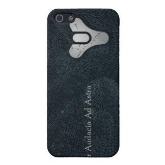 Per Audacia Ad Astra iPhone 5 Case