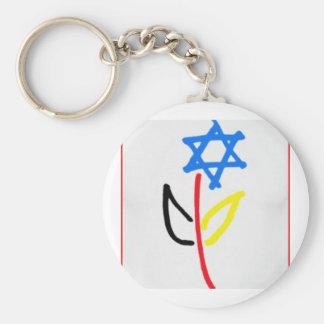 Per Israel Keychain