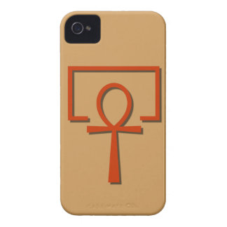 perAnch Haus house Anch Ankh iPhone 4 Case-Mate Case