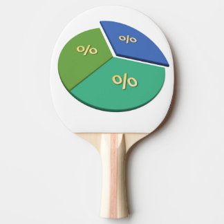percentage ping pong paddle