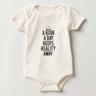 Perception of life baby bodysuit