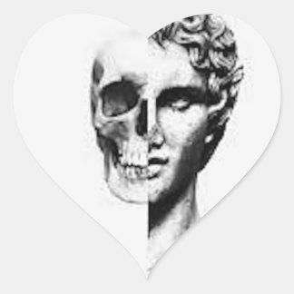 Perceptions Heart Sticker