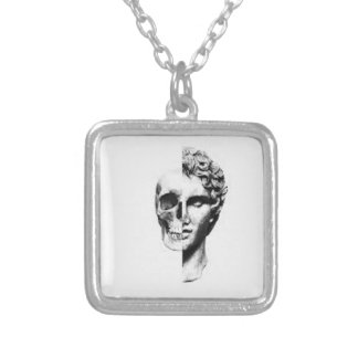 Perceptions Silver Plated Necklace