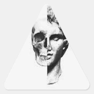Perceptions Triangle Sticker