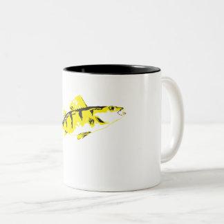 Perch Two-Tone Coffee Mug