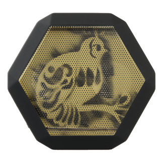 Perched Fowl Black Bluetooth Speaker