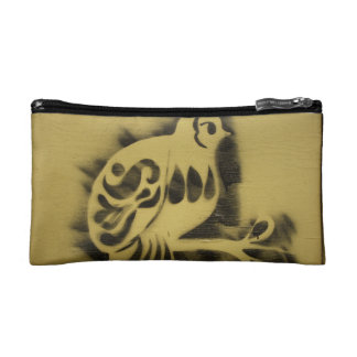 Perched Fowl Cosmetic Bag