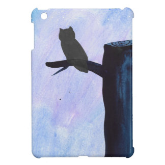 Perched Owl Cover For The iPad Mini