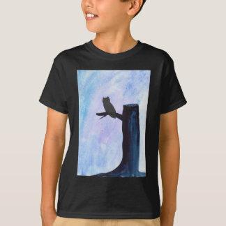 Perched Owl T-Shirt