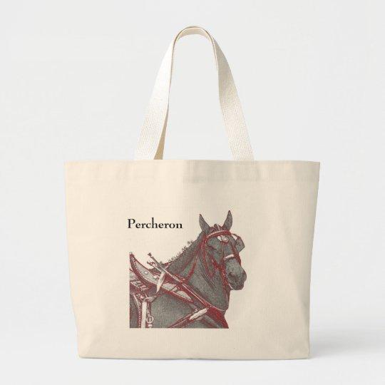 Percheron Horse Tote