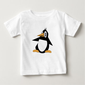 Percius The Penguin Fine Baby Jersey Baby T-Shirt