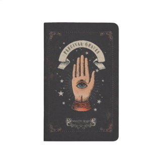 Percival Graves Magic Hand Graphic Journal