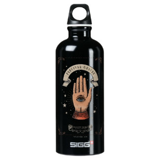 Percival Graves Magic Hand Graphic Water Bottle