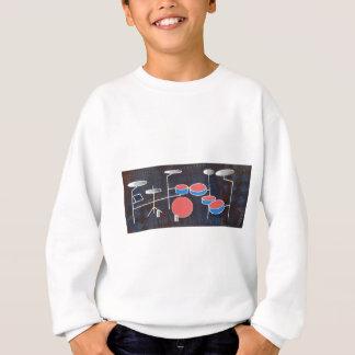 Percussion Color Sweatshirt