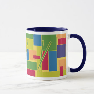 Percussion Colorblocks Mug