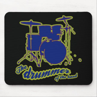 percussion drums ~ drummer mouse pads