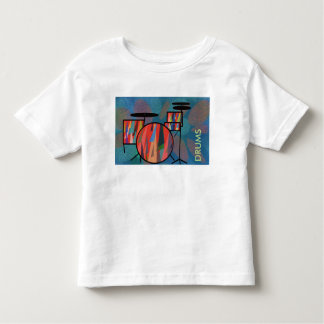 Percussion Toddler T-shirt