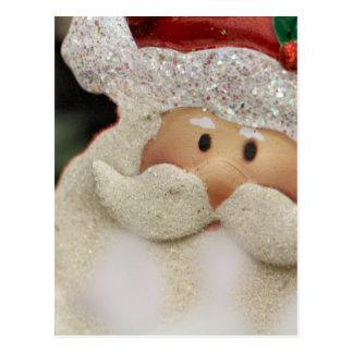 Père Noël Carte Postale