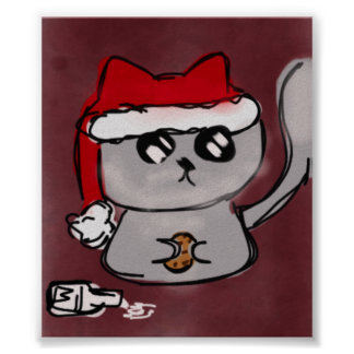 Père Noël Kitty