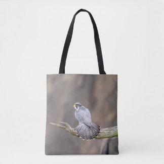 Peregrine Falcon at the Palisades Interstate Park Tote Bag