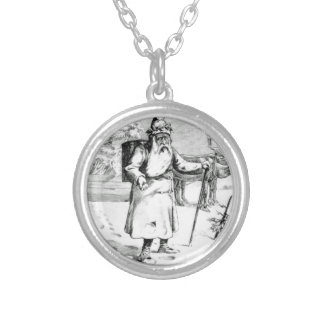 Perenoel Silver Plated Necklace