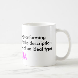 Perfect Alicia : Mug
