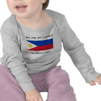 Perfect And Filipino T Shirts